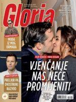 Gloria Magazine [Croatia] (26 October 2017)