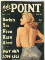 Male Point Magazine [United States] (May 1957)