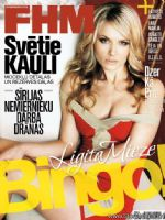 FHM Magazine [Latvia] (March 2013)