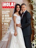 Hola! Magazine [Ecuador] (8 October 2014)
