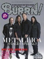 Burrn! Magazine [Japan] (January 2017)