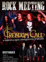 Rock Meeting Magazine [Brazil] (December 2016)