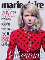 Marie Claire Magazine [Italy] (March 2014)