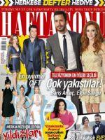 Haftasonu Magazine [Turkey] (25 November 2015)