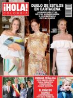 Hola! Magazine [Colombia] (14 January 2016)