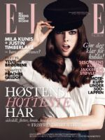Elle Magazine [Norway] (October 2011)