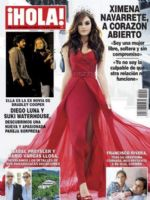 Hola! Magazine [Mexico] (2 September 2015)