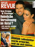 Neue Revue Magazine [Hungary] (8 September 2004)