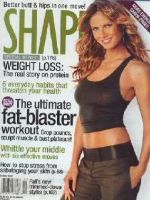 Shape Magazine [United States] (October 2002)