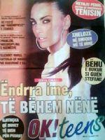 OK! Magazine [Albania] (January 2005)