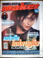 Melody Maker Magazine [United Kingdom] (14 March 1998)