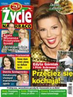 Zycie na goraco Magazine [Poland] (3 April 2014)