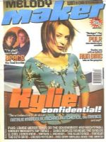Melody Maker Magazine [United Kingdom] (March 1998)