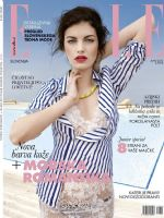 Elle Magazine [Slovenia] (June 2013)