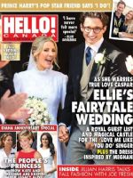 Hello! Magazine [Canada] (16 September 2019)