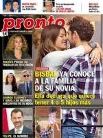 Pronto Magazine [Spain] (11 October 2014)