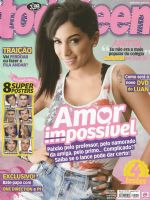 Toda Teen Magazine [Brazil] (August 2013)