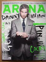 Arena Magazine [United Kingdom] (January 2009)