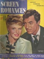 Screen Romances Magazine [United States] (November 1949)