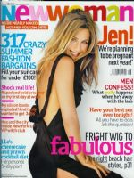New Woman Magazine [United Kingdom] (August 2003)