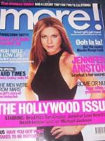 More Magazine [United Kingdom] (22 August 2001)