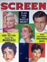 Screen Magazine [United States] (August 1955)