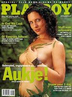 Playboy Magazine [Netherlands] (December 2003)