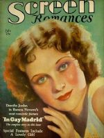 Screen Romances Magazine [United States] (July 1930)