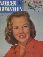 Screen Romances Magazine [United States] (April 1947)