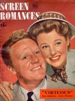Screen Romances Magazine [United States] (February 1948)
