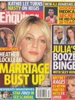 The National Enquirer Magazine [United States] (21 November 2005)