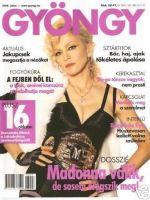Gyöngy Magazine [Hungary] (2008)