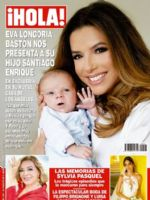 Hola! Magazine [Mexico] (30 August 2018)