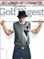 Golf Digest Magazine [United States] (November 2008)