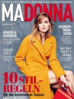 Madonna Magazine [Austria] (2 September 2017)