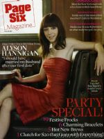 Page Six Magazine [United States] (25 November 2007)