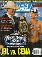 WWE Smack Down Magazine [United States] (3 April 2005)