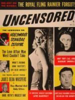 Uncensored Magazine [United States] (September 1956)