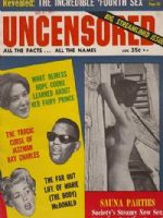 Uncensored Magazine [United States] (August 1963)