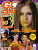 Go Girl Magazine [United States] (November 2003)