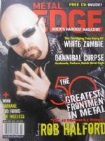Metal Edge Magazine [United States] (March 2009)