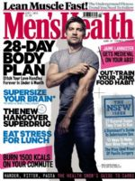 Men's Health Magazine [United Kingdom] (April 2015)