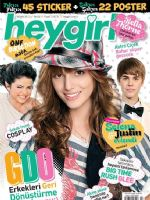 Hey Girl Magazine [Turkey] (April 2012)