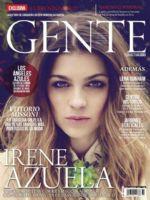 Gente Magazine [Mexico] (March 2013)