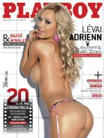 Playboy Magazine [Hungary] (November 2010)