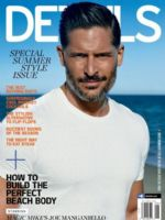 Details Magazine [United States] (June 2015)
