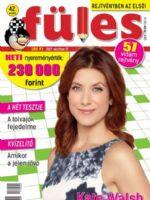 Fules Magazine [Hungary] (17 October 2017)