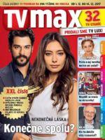 TV Max Magazine [Slovakia] (1 December 2017)