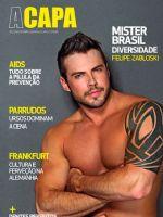 A Capa Magazine [Brazil] (November 2012)