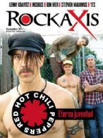 Rockaxis Magazine [Chile] (November 2011)